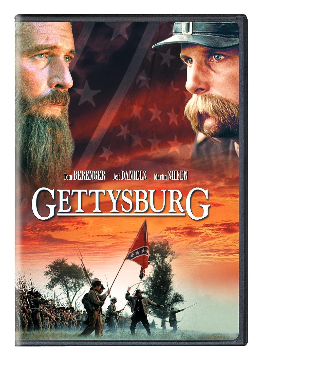 Gettysburg Tom Berenger Jeff Daniels Martin Sheen Sam Elliott