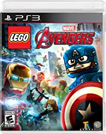 Amazon Com Lego Marvel S Avengers Ps3 Whv Games Video Games
