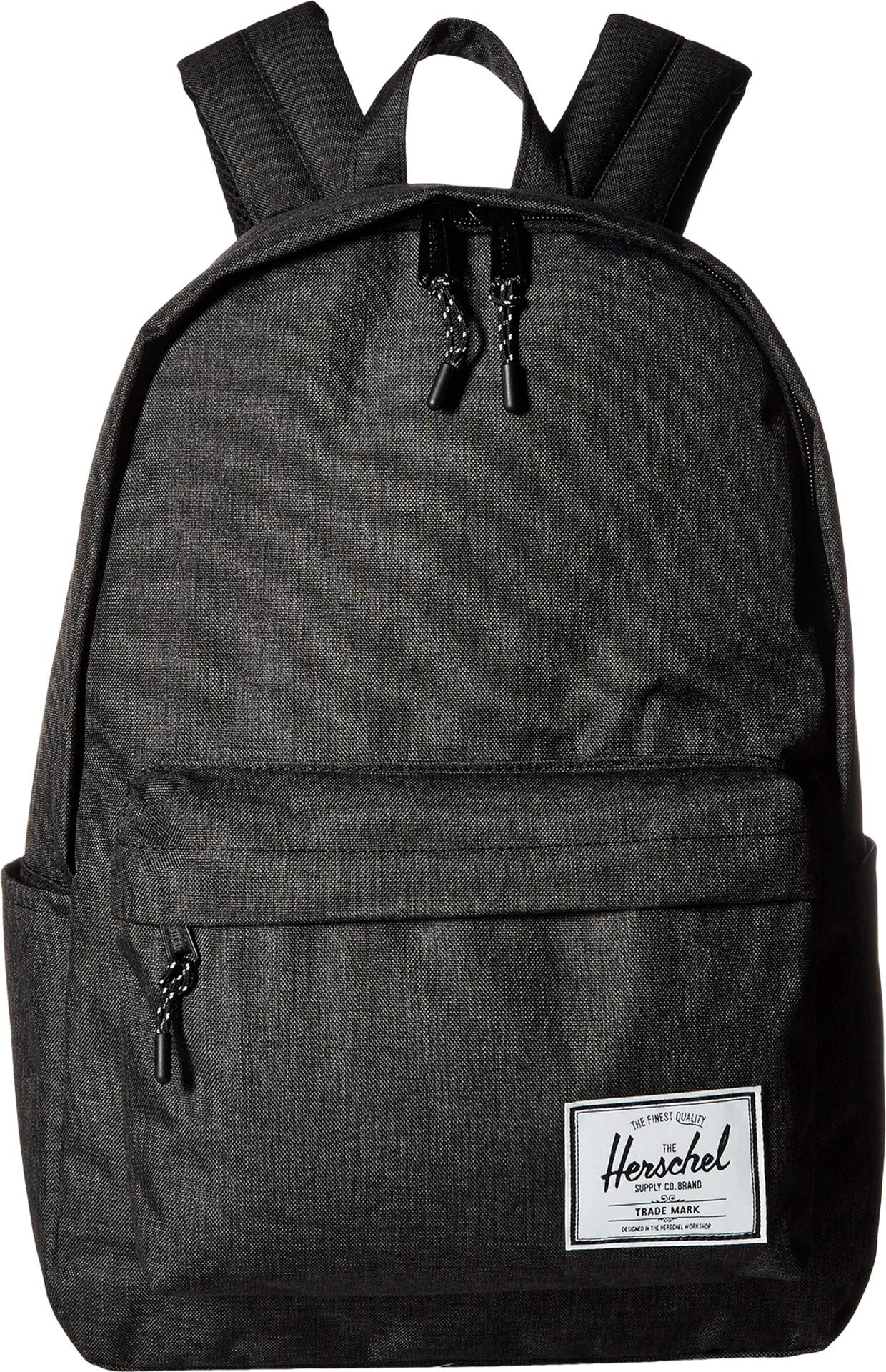 Herschel Classic X-Large Backpack, Black Crosshatch, One Size