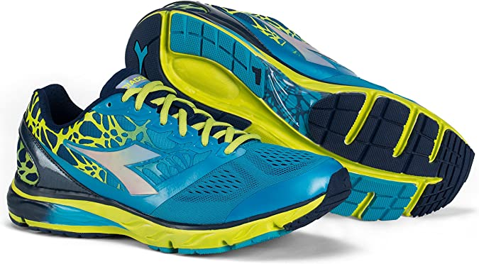 Diadora - Zapatillas running Mythos BlueShield C6052 (color azul ...