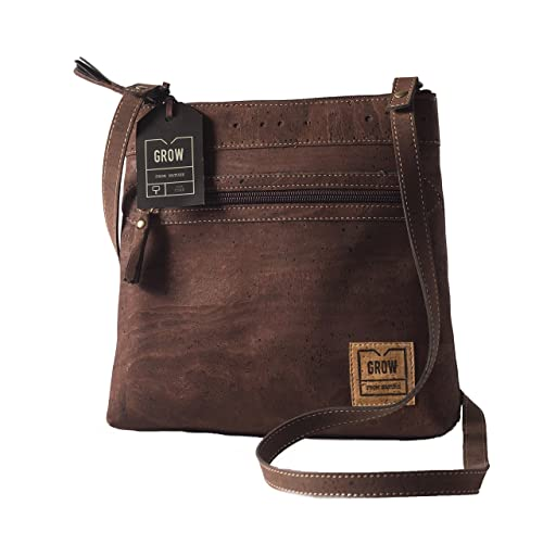 61d9b08f176 Image Unavailable. Image not available for. Color  Cork Crossbody Bag