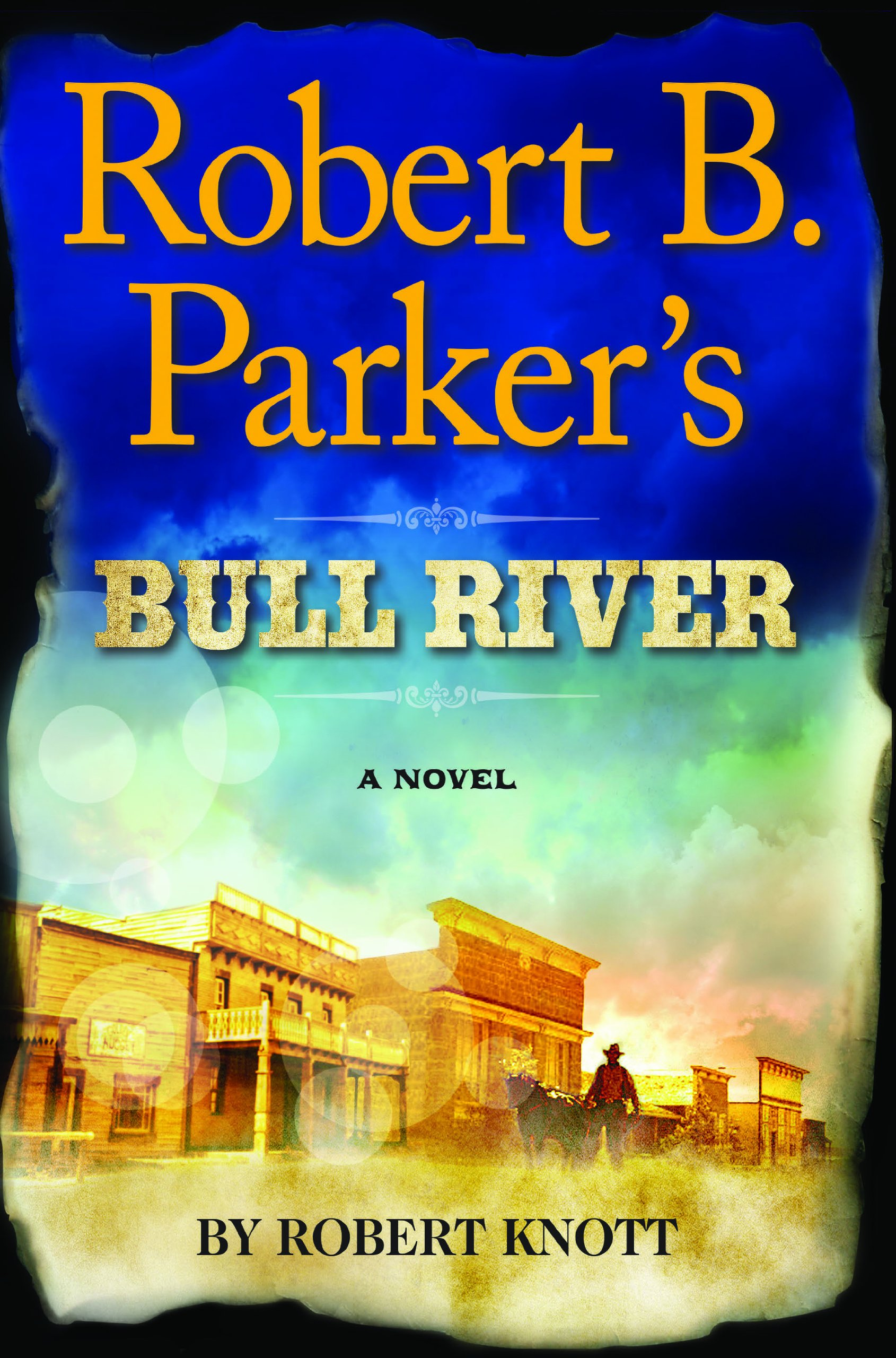 Download Robert B. Parkers Bull River (Wheeler Large Print Book Series) PDF