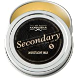 Can You Handlebar All-Natural Secondary Moustache Wax : Extra Strength, Firm Hold