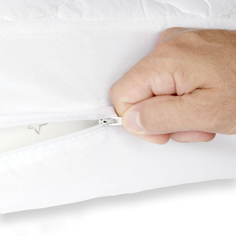 Baby crib mattress amazon - Safety Baby Water Proof Crib Mattress Cover Zippered