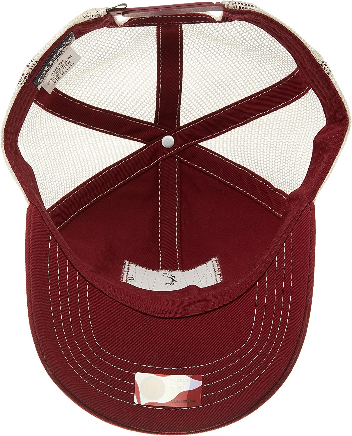 Ouray Sportswear NCAA Unisex-Adult Campus Legend