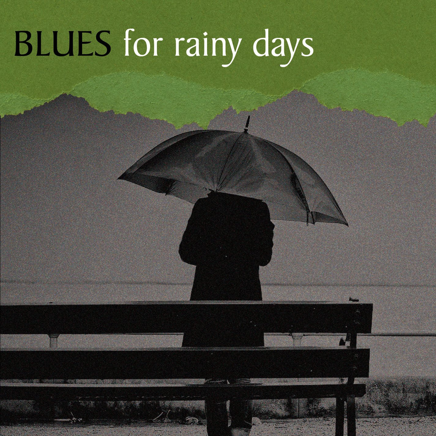 CD : Various - Blues For Rainy Days (CD)