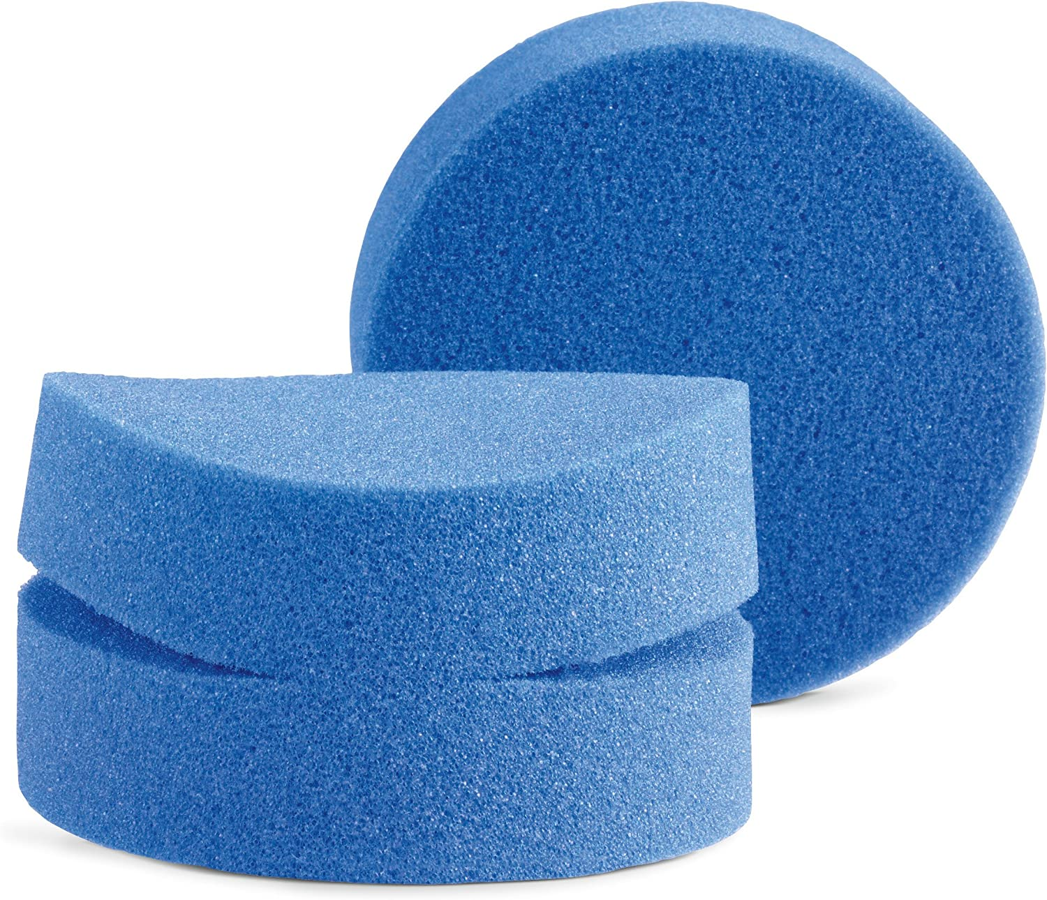 B003POIYJM Griot's Garage 11205 Blue Detail Sponge (Set of 2) 91mC6CDMgnL