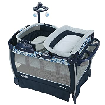 40ca4961eeaa Image Unavailable. Image not available for. Color  Graco Pack  n Play  Nearby Napper Playard ...