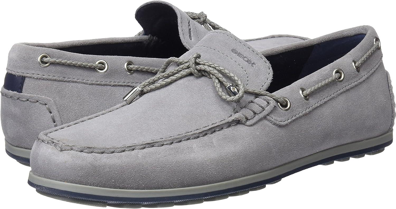 Multa Joven lucha  Geox Men U Mirvin B Loafers: Amazon.co.uk: Shoes & Bags