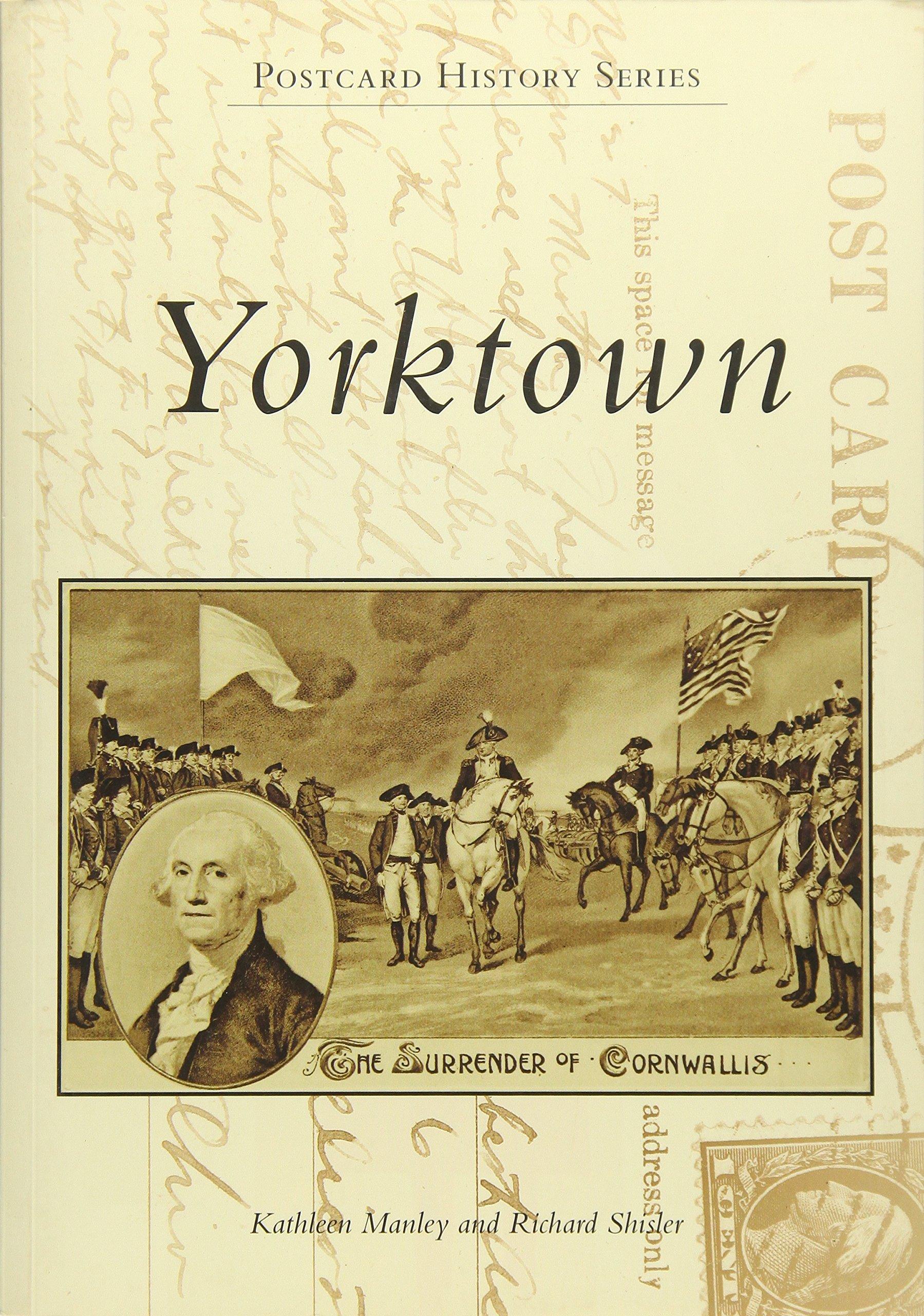 Read Online Yorktown (Postcard History Series) PDF