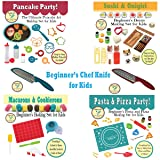 Real Cooking Tools & Baking Kits with Step-by-Step