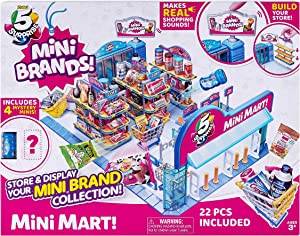 5 Surprise - Mini Brands Mini Mart