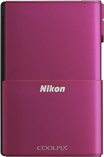Nikon Coolpix S100 Digitalkamera 3 5 Zoll Pink Kamera