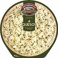 Casa Tarradellas Pizza Fresca 4 Quesos - 390