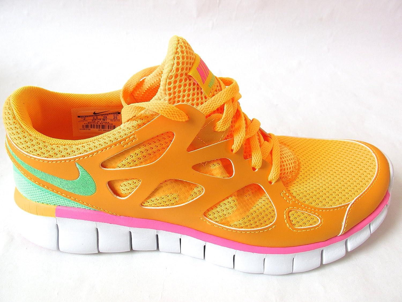 capítulo Estrecho de Bering arma  Amazon.com: nike womens free run 2 EXT running trainers 536746 801 sneakers  shoes barefoot ride: Clothing