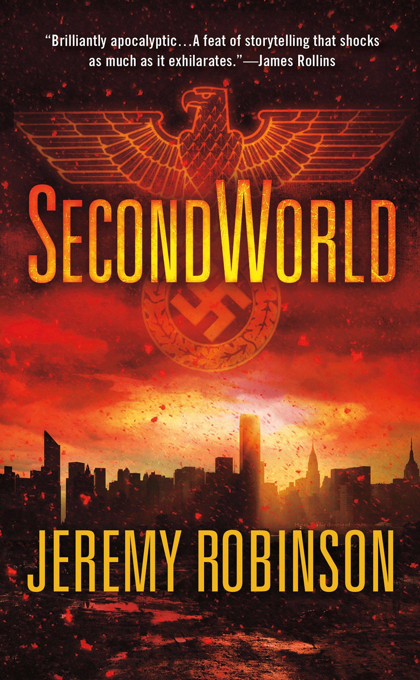SecondWorld: A Thriller pdf