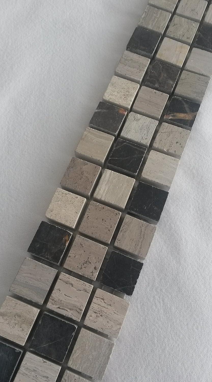 Badezimmer Fliesen Mosaik Bordure