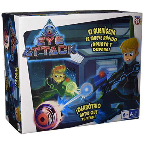 IMC Toys 96042 Eye Attack Innovación