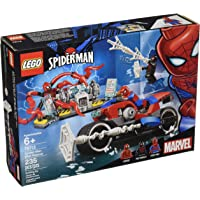 235-Piece LEGO Marvel Spider-Man Bike Rescue Building Kit
