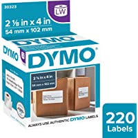 """DYMO Authentic LW Shipping Labels 
