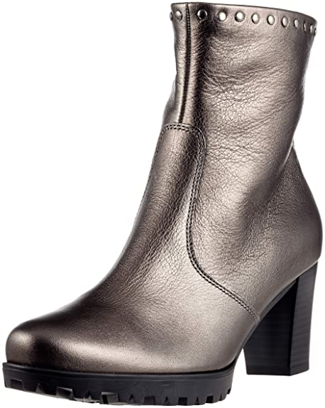 2eff5d0e03a3 Gabor Shoes Damen Comfort Sport Stiefeletten, Grau (Anthr.(Niet Micro)