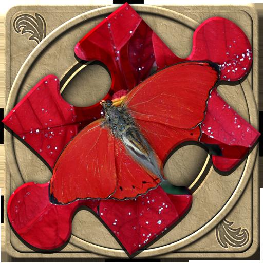 Slide Bejeweled (FlipPix Jigsaw - Camouflage)