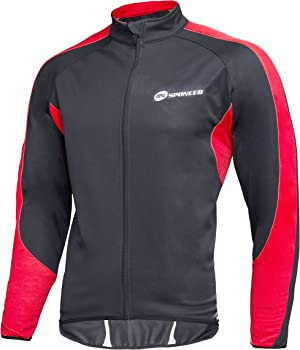 Sponeed Men's Windproof Cycling Jackets