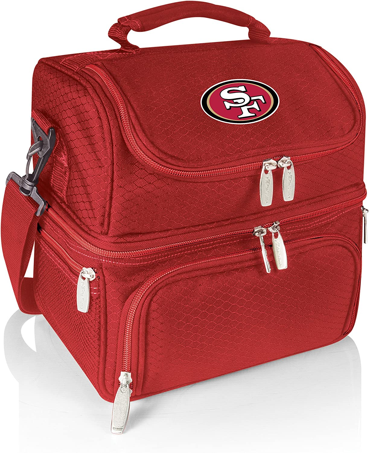 PICNIC TIME NFL San Francisco 49ers Pranzo Insulated Lunch Tote