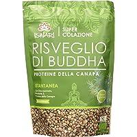 Iswari Risveglio di Buddha Proteine della Canapa - 360 g