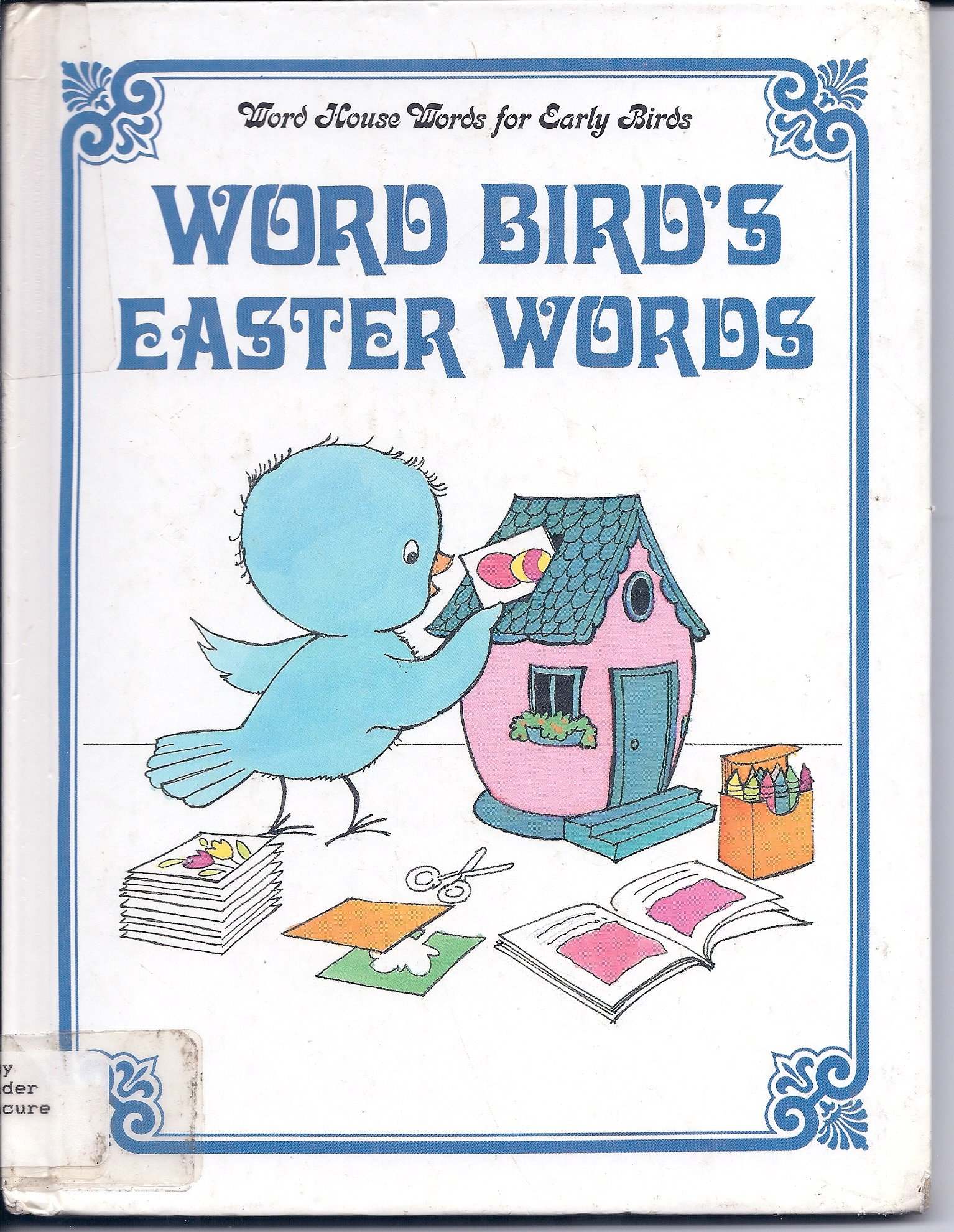 Amazon.com: Word Bird\'s Easter Words (Word House Words for Early ...