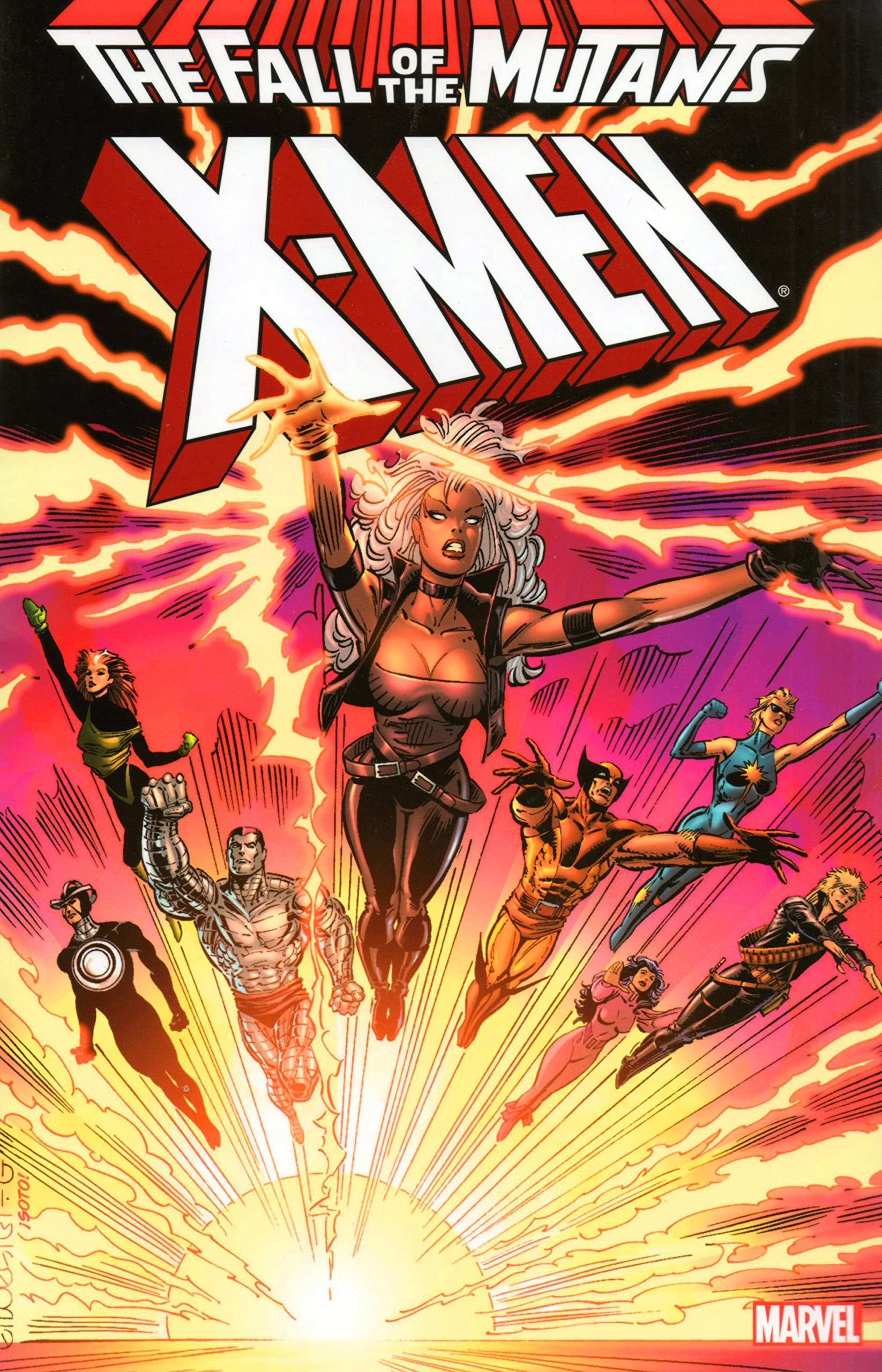 Download X-Men: Fall of the Mutants - Volume 1 ebook