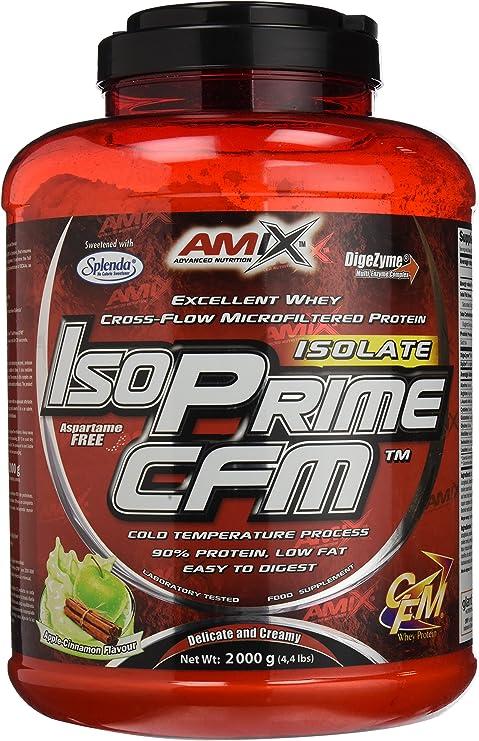 Amix Isoprime Cfm Isolate 2 Kg Manzana Verde Con Canela 2 2000 g