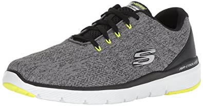 22c75f560 Skechers Men's Flex Advantage 3.0 Stally Running Shoes: Buy Online ...