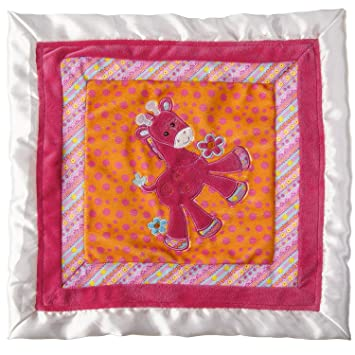 Mary Meyer Character Blanket Mango Monkey