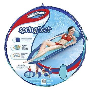 Swimways 6038044 Spring Float Original Matelas Gonflable De