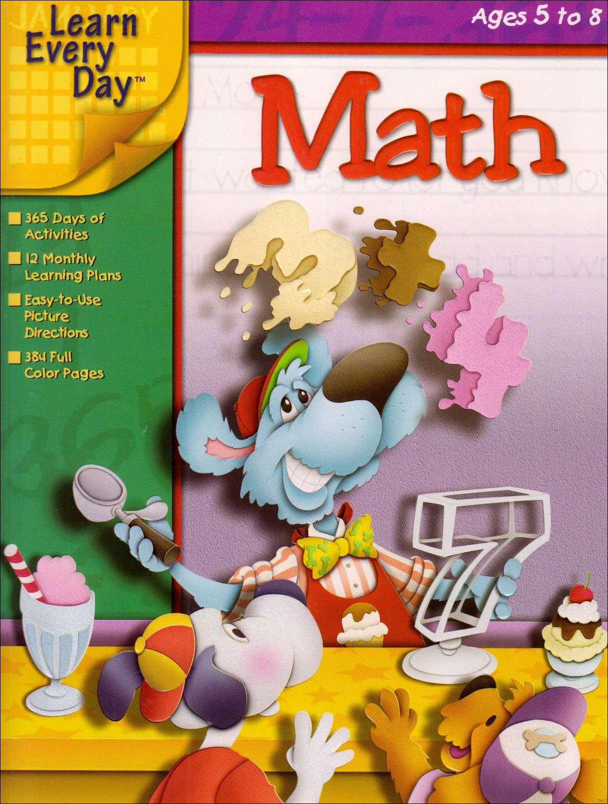 Math (Learn Every Day) pdf