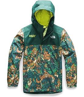 90faa7408 Amazon.com: The North Face Kids Boy's Zipline Rain Jacket (Little ...