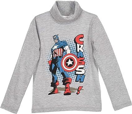 Marvel Avengers Niños Suéter De Cuello Alto: Amazon.es: Ropa y ...