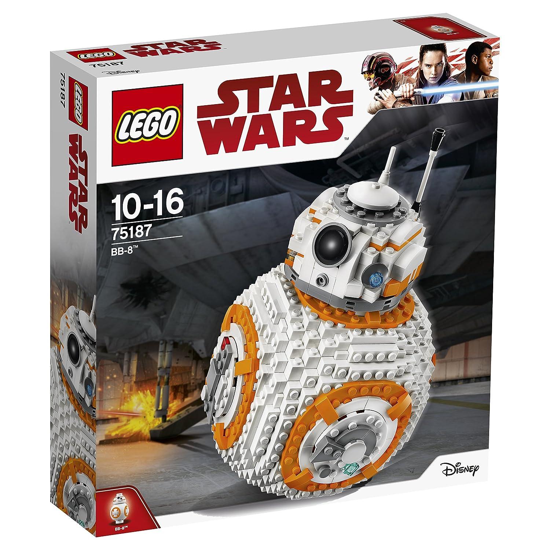 bajo precio LEGO Estrella Wars - - - BB-8, Maqueta de Juguete del Robot de La Guerra de las Galaxias (75187)  venta con alto descuento