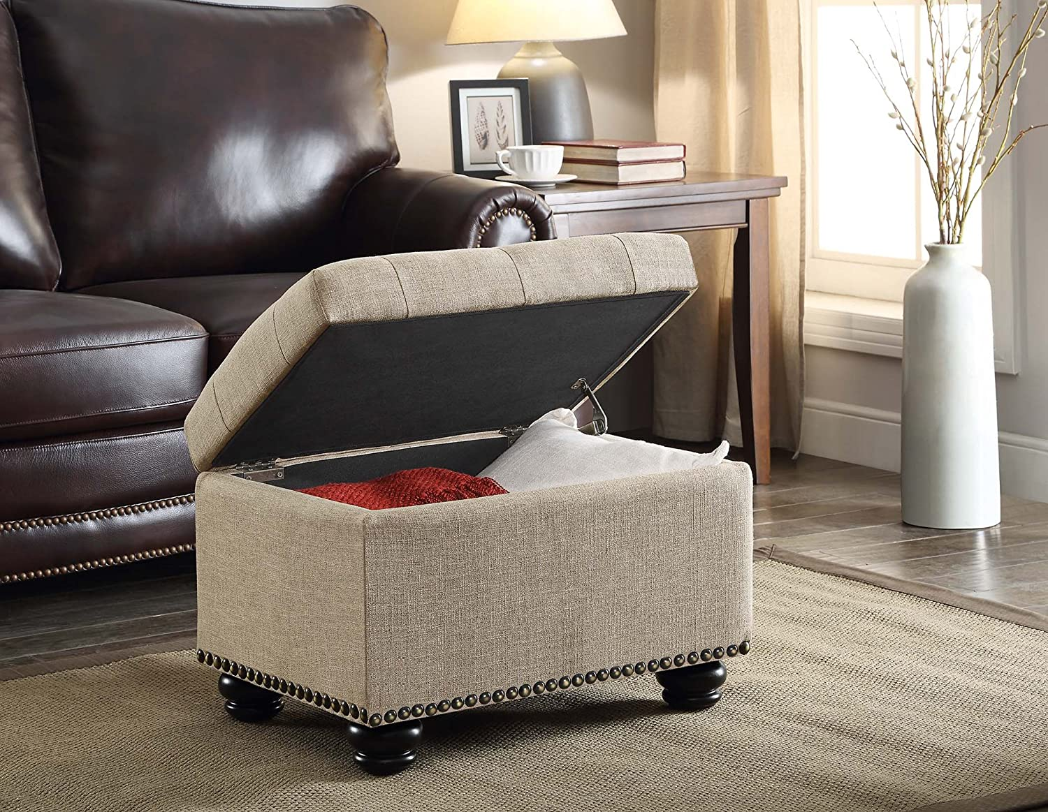 Storage Ottomans You Will Love To Buy Ease Bedding With