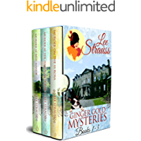 3 Ginger Gold Mysteries: Cozy historical 1920s Ginger Gold Mysteries series