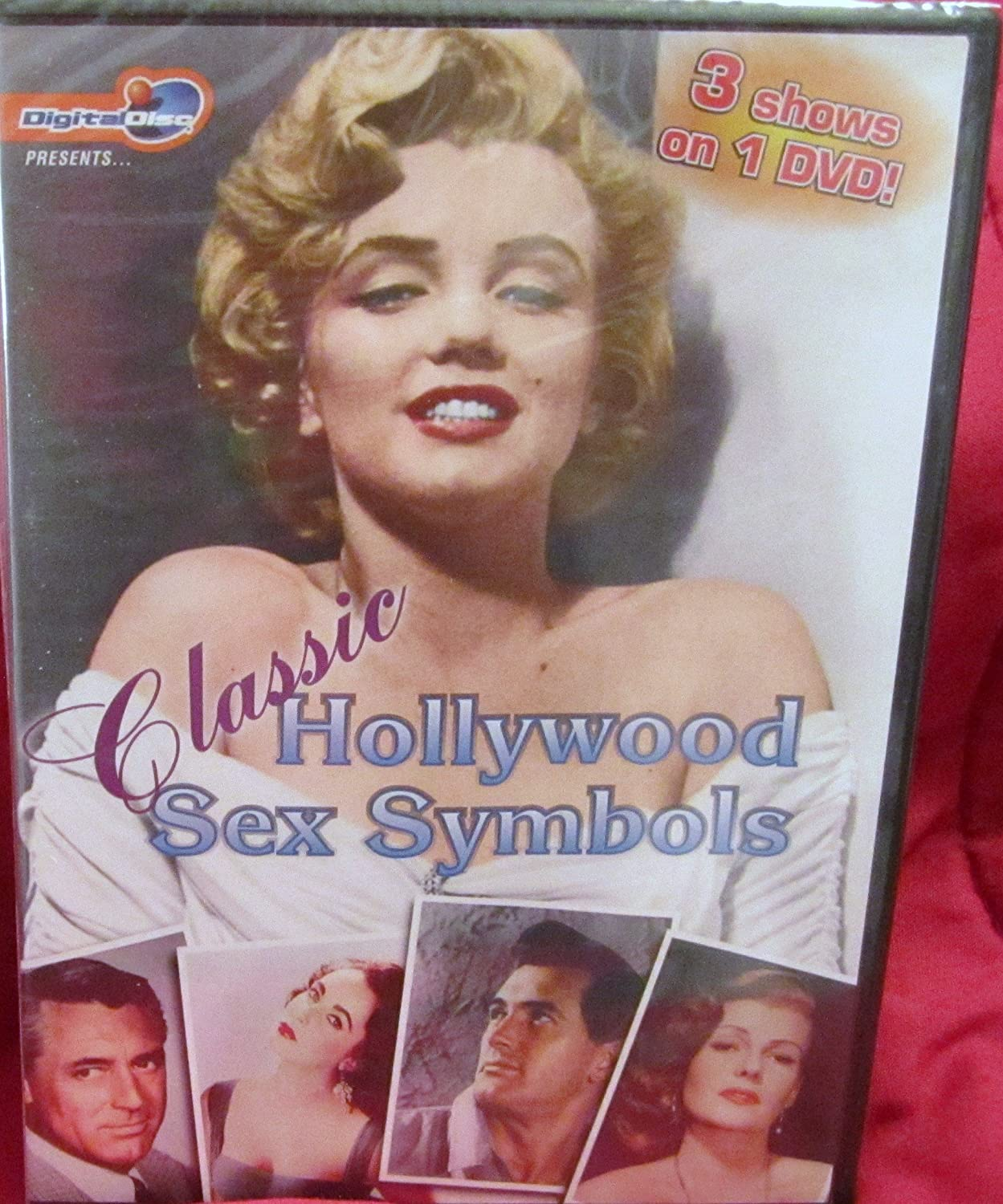 sex symbols of old hollywood