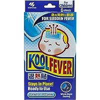 Koolfever for Children, 6 Count