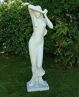 Garden Sculptures Ornament Art   Shy Maiden Statue