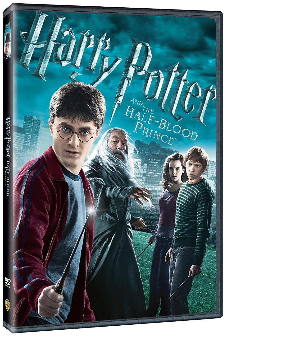 Amazon.com: Harry Potter and the Half-Blood Prince (Widescreen Edition):  Daniel Radcliffe, Rupert Grint, Emma Watson, Jim Broadbent, Robbie  Coltrane, ...