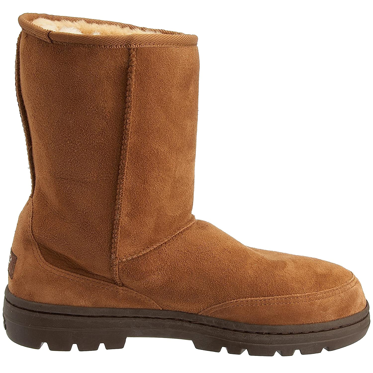 6c36d95e216 Ugg Men's Ultra Sho Chestnut Pull On Boot 5220 6 UK: Amazon.co.uk ...