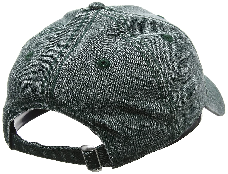 One Size New Era Cap Mens Rugged Mini 920 Cap Dark Green