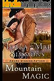 Mountain Magic (Daring Western Hearts Series, Book 3)