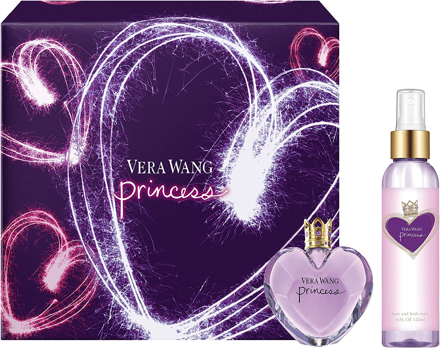 Vera Wang Princess Duo Gift Set – 30ml EDT + 150ml Body Mist 55% OFF £18 @ Amazon
