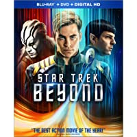 Star Trek Beyond (BD/DVD/Digital HD Combo)